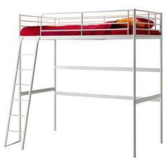 TROMSO Σκελετός υπερυψωμένου κρεβατιού - IKEA