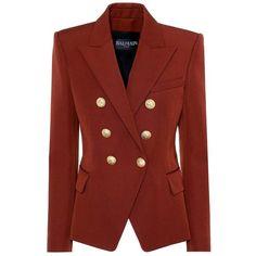 De 7 beste afbeeldingen van Balmain blazer   kleding, blazer