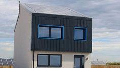 Una casa inteligente que genera más energía de la que consume