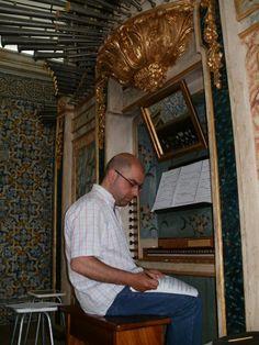 Vasco Soeiro, organista, Portugal