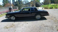 My 1980 monte carlo this was my first car I paid for it with my paychecks from LJS