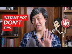 MY TOP 5 INSTANT POT TIPS & HACKS - YouTube