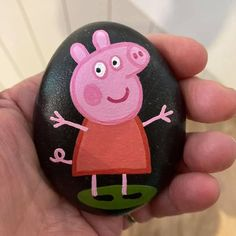 Peppa Pig, Cape Town, Rocks, Stone, Batu, Stones