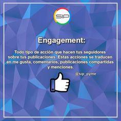 Este año nuevo queremos seguir ofreciéndoles contenido de valor, por esta razón creamos la etiqueta #DiccionarioSIP en donde estaremos publicando términos referentes al marketing digital que te permitirá familiarizarte con el vocabulario de este mundo 2.0. Sígue nuestro tablero y se parte de la familia SIP www.solucionesintegralespyme.com #Engagement #marketing #DiccionarioSIP #sip #pyme #websip #panama #colombia #peru  #chile #venezuela