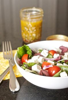 Greek Salad by Smells Like Home