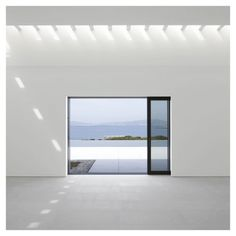 John Pawson - Paros House Greece, 2016