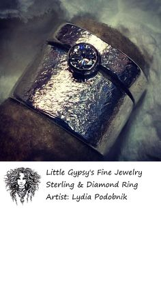 Class Ring, Gypsy, Fine Jewelry, Take That, Pottery, Diamond, Gallery, Rings, Artist