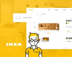 다음 @Behance 프로젝트 확인: \u201cShopping made personal - IKEA online experience concept\u201d https://www.behance.net/gallery/52433389/Shopping-made-personal-IKEA-online-experience-concept