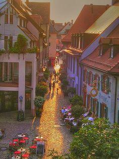 Freiburg Altstadt, (via Flickr.)