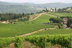 Toscanaan ratsastusvaellukselle