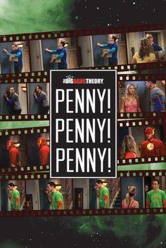 BIG BANG THEORY - penny  poster / print - Europosters