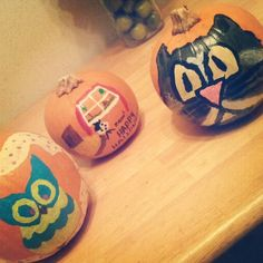 Awesome animal-inspired pumpkins! #ZAFanFriday submission from Facebook user Charity C.