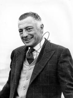 Die, Workwear! — Pictures of Gianni Agnelli