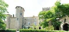 Original French castle dating back to 12th century with private pool and wine cave. Can be rented self catering from only €261 per person (Jan - March 2015) www.purefrance.com