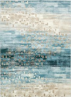 Dark Blue Mirage Area Rug                                                                                                                                                                                 More