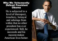 I support President Obama!!