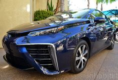 Toyota Unveils Mirai Fuel Cell Vehicle With Range; Can it Kick-Start a Hydrogen Revolution fuel cell vehicles Toyota Unveils Mirai Fuel Cell Vehicle With Range; Can it Kick-Start a Hydrogen Revolution? Hydrogen Car, Fuel Cell Cars, Toyota Hybrid, Fuel Additives, Electric Cars, Kicks, Canning, Revolution, Vehicles