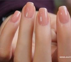 Best Gel Nails You Can Copy. If you attending below, you will acquisition some of the actual best gel nails that we could find. Gel nails are Pink Manicure, Pink Nails, My Nails, Manicure Ideas, Pink French Manicure, Oval Nails, Black Nails, Acrylic Nails Natural, Natural Nails