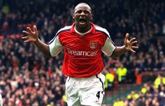Patrick Vieira - Cannes, AC Milan, Arsenal, Juventus, Internazionale, Manchester City, France.