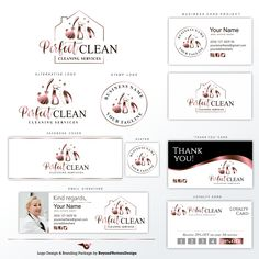 Cleaning service logo design, Office cleaning logo, Broom Logo, Housekeeper Logo, Premade Cleaning Branding Kit, Housekeeping logo 432 Cleaning Service Logo, Cleaning Services, Branding Kit, Branding Design, Baking Logo, Office Cleaning, Real Estate Logo Design, Logo Stamp, Brand Packaging