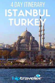 4 Day Itinerary to Istanbul, Turkey   Istanbul is Turkey's most populous city as well as its cultural and financial hub. Located on both sides of the Bosphorus, the narrow strait between the Black Sea and the Marmara Sea, Istanbul bridges Asia and Europe both physically and culturally   HipTraveler: