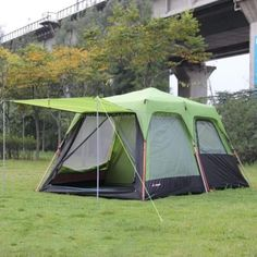 Free ship 1pcs Automatic Alumunum Pole 3-4 person double layer outdoor 1 living rooms and 1hall family rain proof camping tent * Continue @ http://performance.affiliaxe.com/aff_c?offer_id=11422&aff_id=86258&source=http://www.aliexpress.com/item/Free-ship-1pcs-Automatic-Alumunum-Pole-3-4-person-double-layer-outdoor-1-living-rooms-and/32597898988.html&alv=090716004415