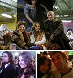 Stana Katic Family | EDIT 17:37 : Stana a 4 frères et une soeur.