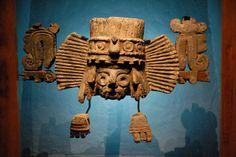 Tlaloc Mask Templo Mayor | Flickr - Photo Sharing!