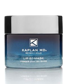 Immediately transform your lips with the brand new LIP 20 Mask. This soothing gel mask removes chapped, dry skin while hydrating and repairing the delicate skin on your lips for a smooth, refined texture and ultimate softness. The mask can also be applied to the area around your mouth to plump the fine lines and wrinkles around your lips. See and feel the difference in just 5 minutes! $48 at www.neimanmarcus.com.