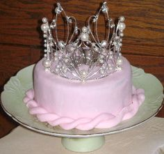 Super Easy Princess Cake