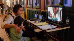 ANTENA 3 TV | Miguel Ángel Silvestre, un orgulloso padre que se deshace en halagos hacia su hijo en la ficción