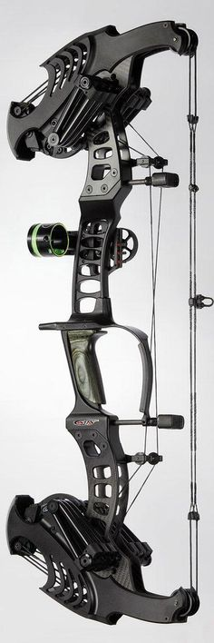 Hi-Tek Sports Hunter Bow Stabilizer Kit Black