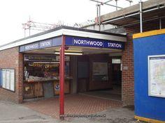 Moor Park to Harrow-on-the-Hill | Metropolitan Line Tube Walk | London Photo Project