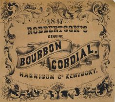 """Important Events in Bourbon's History: 1840- It's Officially """"Bourbon"""""""