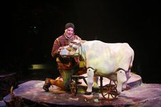 Into the Woods 2008 - Milky White