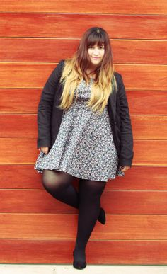 look plus size outfit