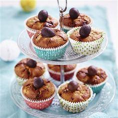 Ananas-kokosmuffins