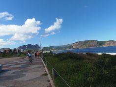 Olhando Itaipu de Camboinhas
