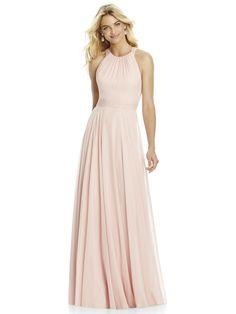 Dessy Bridesmaid Dress Style 6760