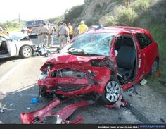 Sports Cars Wrecks You Never Seen (11 Photo)