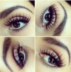 Luv the lashes ♡