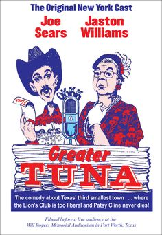 Greater Tuna!