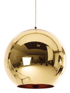 Copper Round Pendelleuchte / Ø 45 cm - Tom Dixon