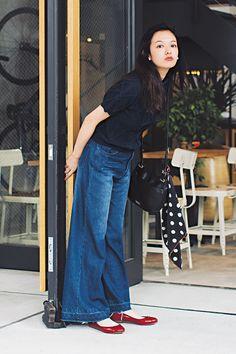 trends and outfits Fashion Pants, Fashion Models, Girl Fashion, Womens Fashion, Fashion Trends, Mode Victoria Beckham, Japanese Minimalist Fashion, Tokyo Street Style, Japan Fashion