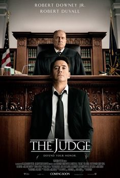 The Judge, much like The Family Stone, conveyed realistic family issues, all the while delivering some great legal dramedy.