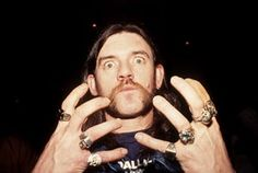 Lemmy in the early '80's