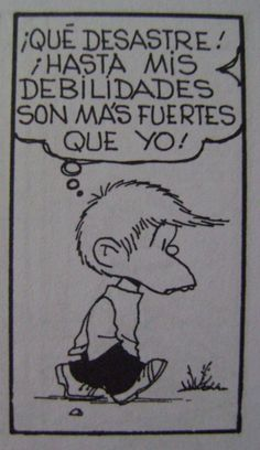 Mafalda, Felipe. Quino