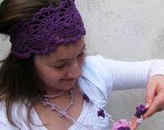 Image result for crochet bandana headband pattern