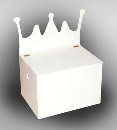 Λευκο κουτι κορωνα αστολιστο