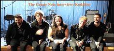 Gracie Stanisci interviews Kodaline